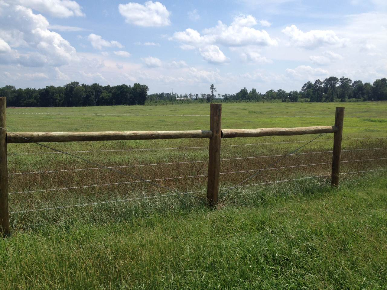 Crescent Hill Farms Fencing Farm Services Oconee County & beyond.